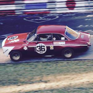 Alfa GTA Junior auf der Nordschleife