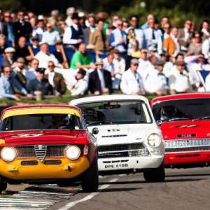 Goodwood Revival 2015: Stippler an erster Position