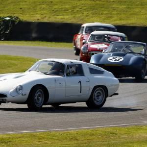 Goodwood Revival: fastest Alfa Romeo TZ