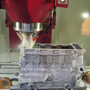 Alfa Romeo GTAm Motorblockbearbeitung
