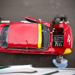 Alfa Romeo GTA ex works Autodelta: race preparation to Goodwood Revival winner