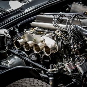 Alfa Romeo TZ 2 Trockensumpf Rennmotor